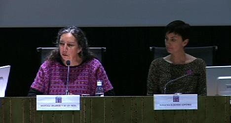 Finaliza el Congreso Internacional para el impulso de políticas de igualdad de mujeres y hombres [67:45]