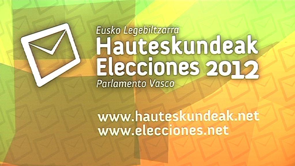 """Fernández de Arroiabe celebra que las de mañana sean """"las primeras elecciones autonómicas en paz"""" [18:27]"""