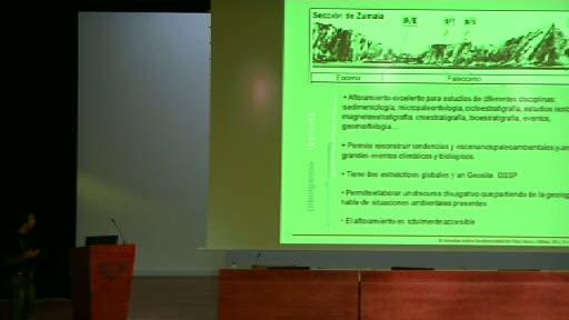 2º día de las II Jornadas sobre Geodiversidad del País Vasco [24:30]