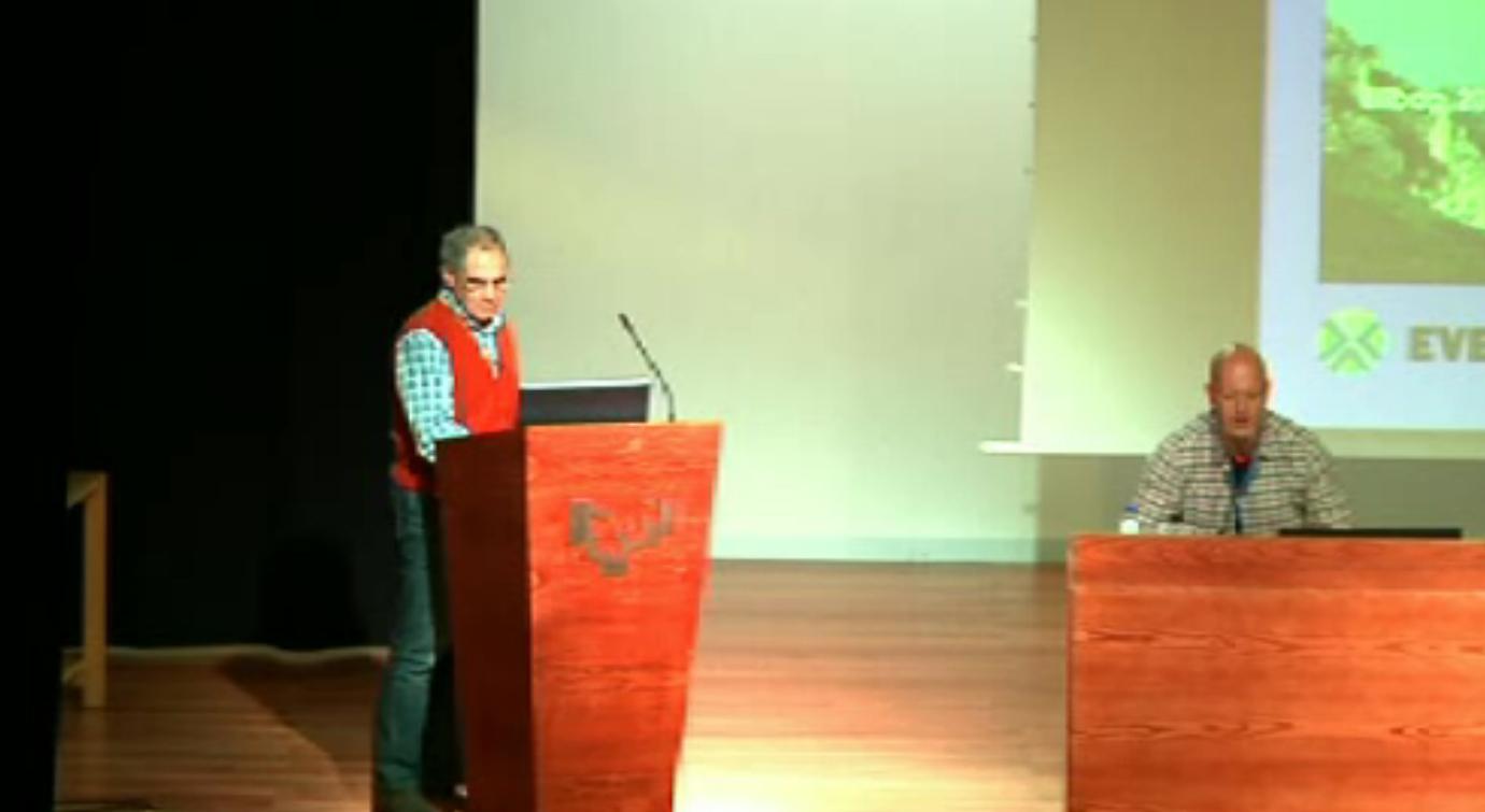 2º día de las II Jornadas sobre Geodiversidad del País Vasco [23:29]