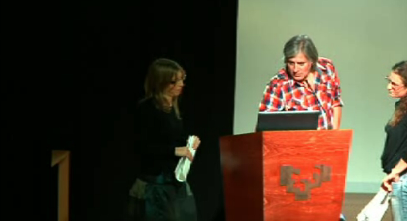 Euskadiko Geodibertsitateari buruzko II Jardunaldiaren bigarren eguna - Naiara Malabe [22:45]