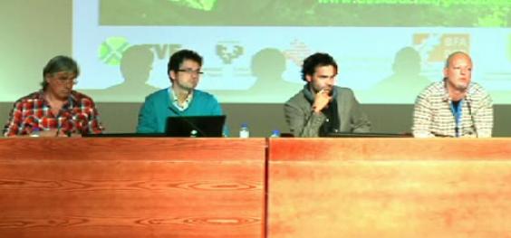 2º día de las II Jornadas sobre Geodiversidad del País Vasco [81:27]