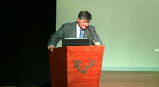 2º día de las II Jornadas sobre Geodiversidad del País Vasco [10:33]