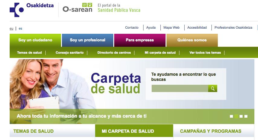 Nace Carpeta de Salud, un sistema online que permite al paciente tener un mayor control de su salud [34:22]