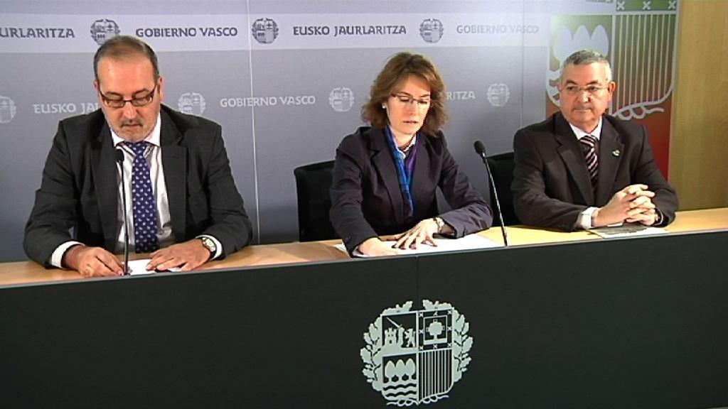 El seguimiento de la huelga general en Euskadi es del 4,48% en el sector público [11:51]