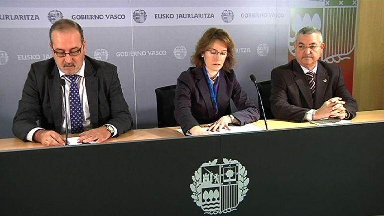 El seguimiento de la huelga general en Euskadi es del 4,48% en el sector público
