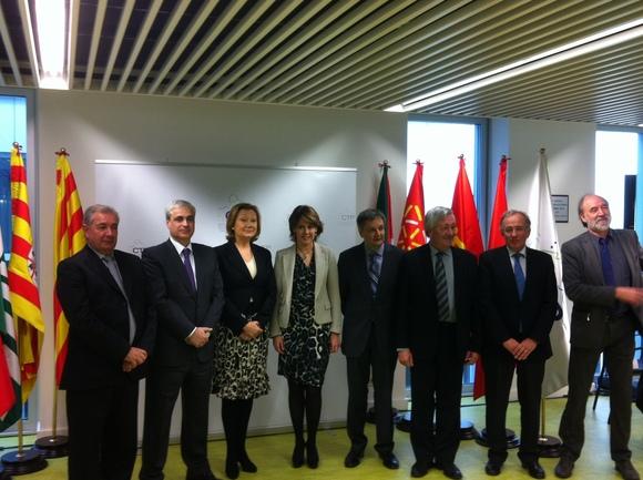 El Gobierno Vasco participa en el 30º Consejo Plenario de la Comunidad de Trabajo de los Pirineos