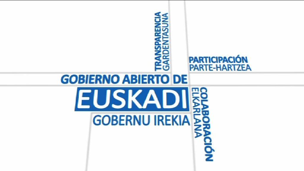 El Gobierno Vasco, el más transparente de todas las comunidades autónomas [0:52]