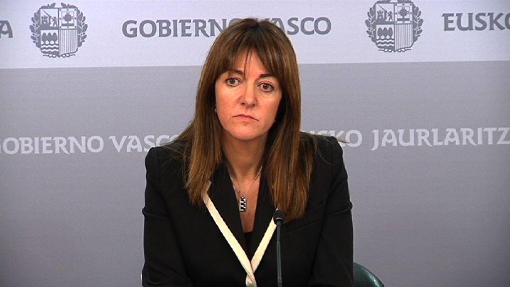 """El Gobierno vasco considera que la Ley de Mejora Educativa es """"inasumible"""" e """"inadecuada"""" [22:29]"""