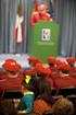 Idoia Mendia entrega las credenciales a los nuevos intendentes, comisarios y subcomisarios de la Ertzaintza
