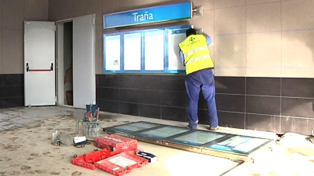 A partir del lunes 17 de diciembre el tren atravesará Durango por el nuevo trazado [7:38]