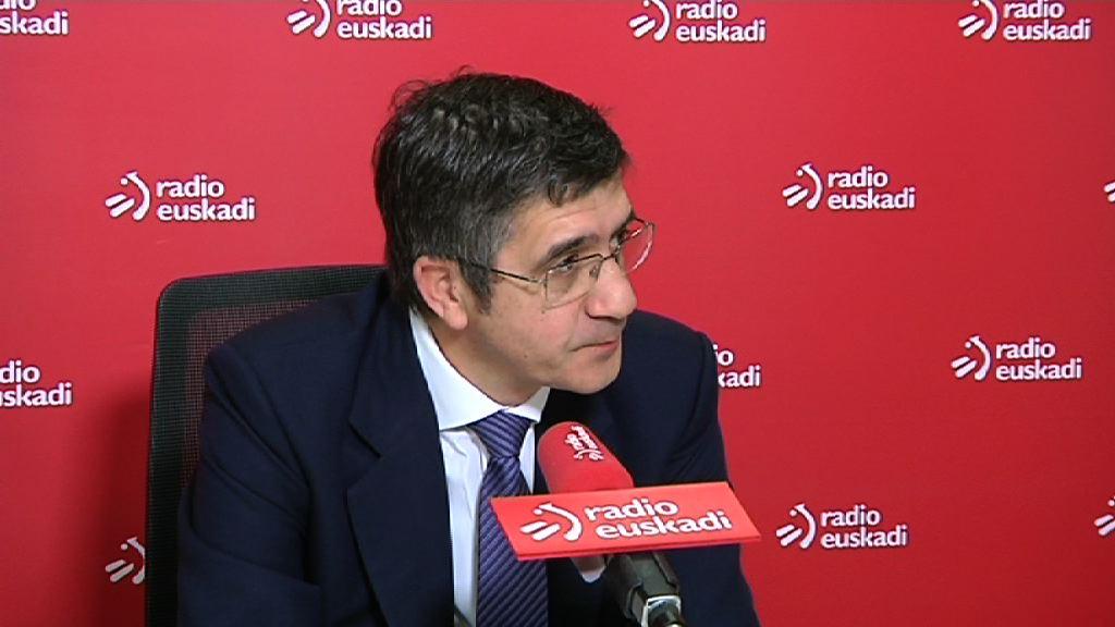 """Lehendakari: """"El PNV no podrá jugar con la excusa de la herencia para aplicar recortes"""" [27:04]"""