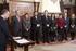Los consejeros del Gobierno Vasco toman posesión de sus cargos