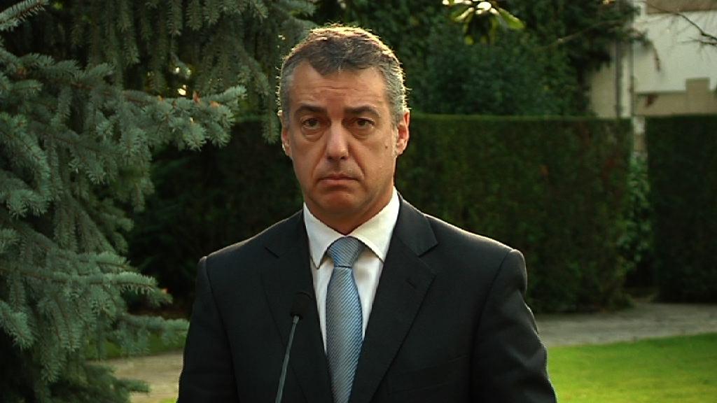 Los consejeros del Gobierno Vasco toman posesión de sus cargos [36:25]