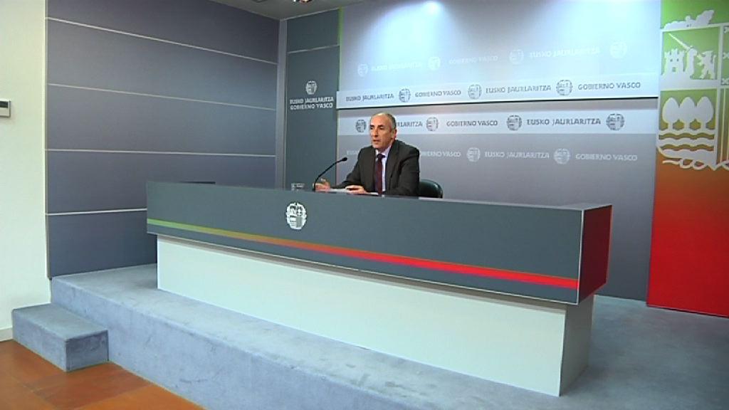 El Gobierno Vasco crea un Fondo Especial de empleo y mantenimiento de los servicios públicos  [39:56]