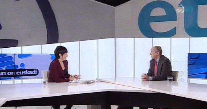 """Erkoreka reitera que las prioridades son """"las prestaciones sociales y el empleo"""" [19:27]"""
