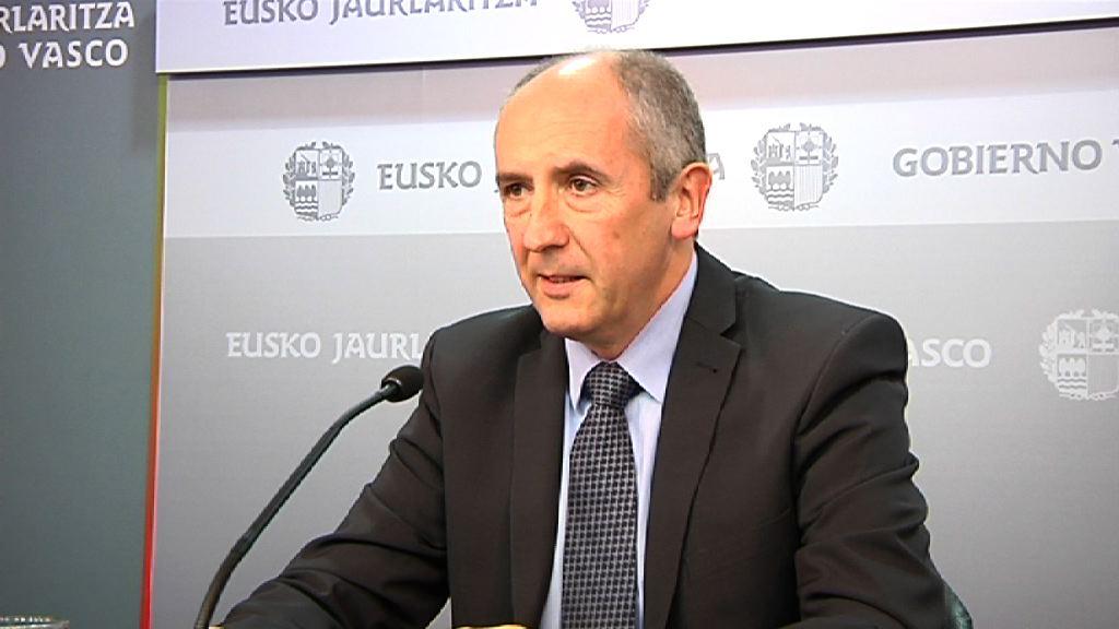 El Gobierno Vasco simplificará el sistema organizativo público sin reducir servicios ni empleo público [43:19]