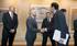 El Gobierno Vasco recibe a una delegación política y empresarial japonesa interesada en tecnología vasca