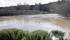 Las consejeras Beltrán de Heredia y Oregi visitan algunas de las zonas afectadas por las inundaciones  en Álava