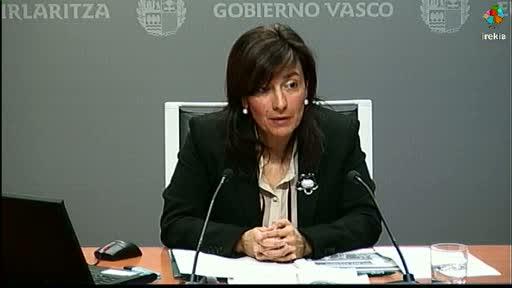 Rueda de prensa valoración datos 2012 y presencia de Euskadi en FITUR 2013 [30:18]