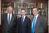 El Lehendakari se reúne con el presidente del Banco Sabadell Gipuzkoano