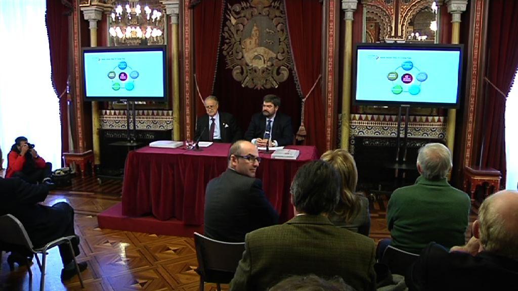 """El """"Plan de Empleo Bilbao 2013"""" ofrecerá formación a 951 personas y creará 286 puestos de trabajo [5:26]"""