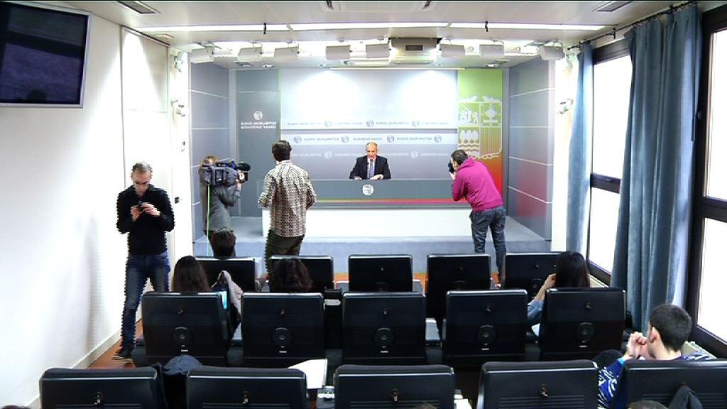 El Gobierno vasco confía en lograr un acuerdo presupuestario  [46:57]