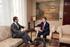 El Lehendakari se reúne con el alcalde de Vitoria, Javier Maroto