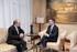 El Lehendakari se reúne con el alcalde de Donostia-San Sebastián