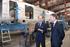 El Lehendakari visita la fábrica de Talgo en Rivabellosa