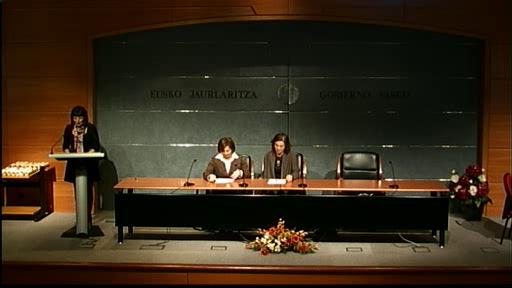 Entrega de Premios Extraordinarios de Bachillerato 2011-2012 [27:44]
