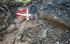 Gerra Zibilean Zigoitian (Araba) desagertutako gutxienez 10 lagunen gorpuzkiak hobitik atera dituzte, eta Josu Erkoreka eta Mónica Hernando bertan izan dira