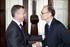 El Lehendakari recibe al Embajador de Canadá en Ajuria-Enea