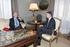El Lehendakari recibe a los Embajadores de Canadá y de Noruega en Ajuria-Enea