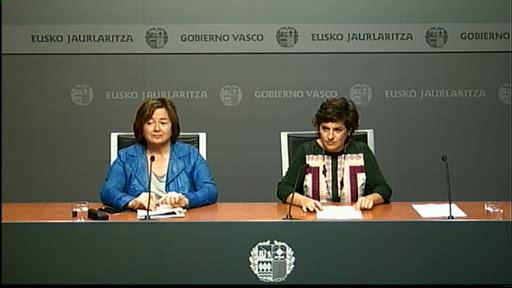 Decisiones ante los problemas de escolarización en los barrios nuevos de Vitoria-Gasteiz [22:45]