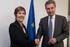 Tapia comunica en Bruselas su apuesta por especializar a Euskadi en el sector energético