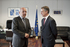 El Lehendakari presenta a Barroso sus planes de Gobierno, su compromiso con la Unión y la necesidad de políticas de estímulo