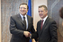 The Lehendakari discusses with Barroso his Government plans, his commitment to the Union and the need for stimulus policies
