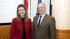 Oregi y Zarraluqui pedirán a Madrid la reanudación del estudio del enlace de la Y Ferroviaria vasca con Navarra