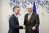 Europar Batasuneko Kontseiluko presidentearekin bilduta itxi du Lehendakarik Europako Erakundeetako arduradunekiko bileren agenda