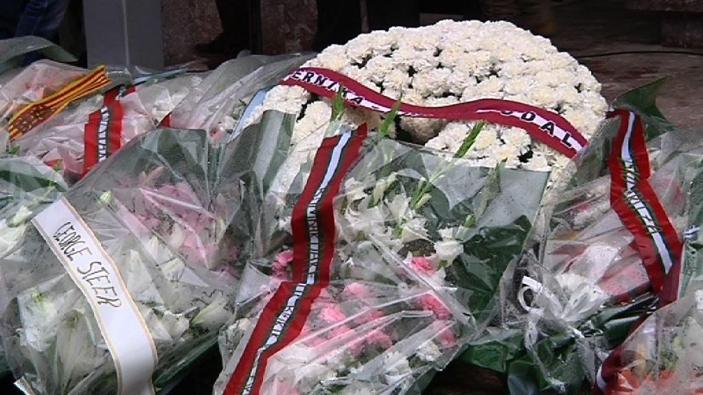 El Lehendakari ha asistido a los actos del 76 Aniversario del Bombardeo de Gernika [1:25]