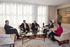 El Lehendakari se reúne con los presidentes de Eusko Ganberak-Cámaras Vascas