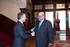 The Lehendakari welcomes the Austrian Ambassador