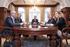 El Lehendakari se reúne con los Diputados Generales y la Presidenta de EUDEL