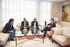 El Lehendakari se reúne con los responsables y organizadores de Ibilaldia