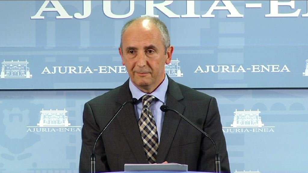 El Gobierno vasco y las formaciones políticas comparten diagnóstico, prioridades y un calendario de trabajo [9:18]