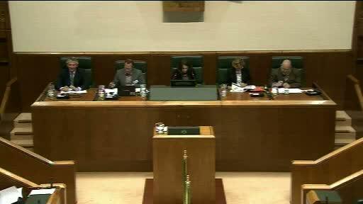 Pleno de control en el Parlamento vasco [327:26]