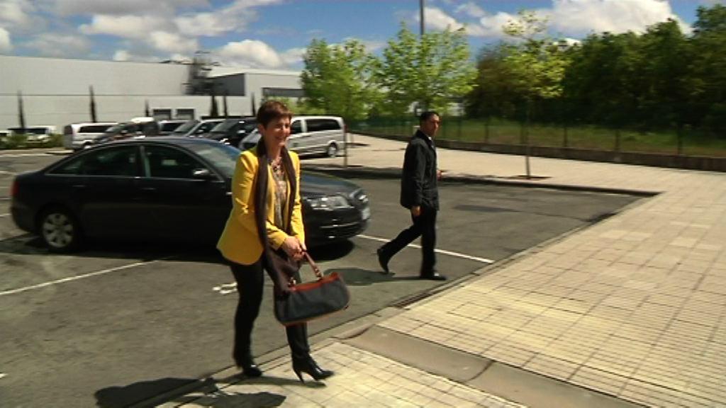 El Lehendakari visita la fábrica de Mercedes-Benz Vitoria [1:21]