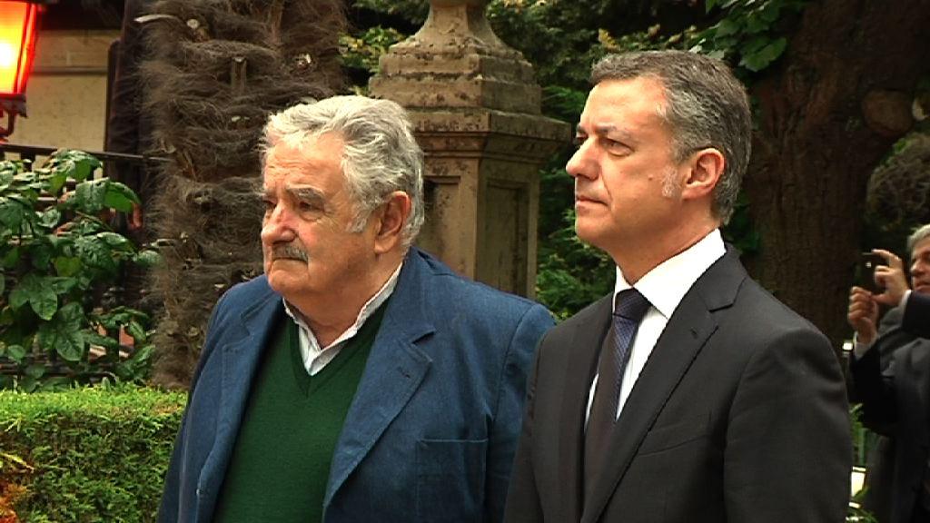 Euskadi y Uruguay, estrechan vínculos [29:57]
