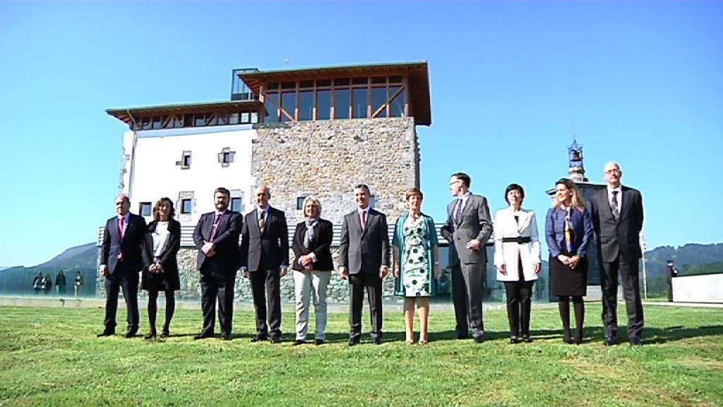 El Gobierno Vasco designa diez nuevos espacios protegidos en el ámbito de la Red Natura 2000 en Gipuzkoa y Bizkaia [11:51]